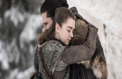 What! Game of Thrones writer George RR Martin originally planned Arya-Jon Snow romance