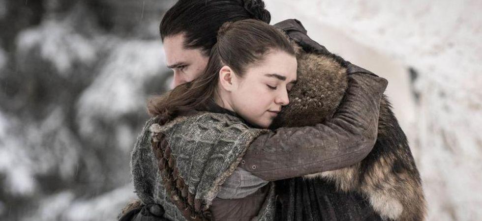 George RR Martin originally planned Arya-Jon Snow romance in 'GOT'