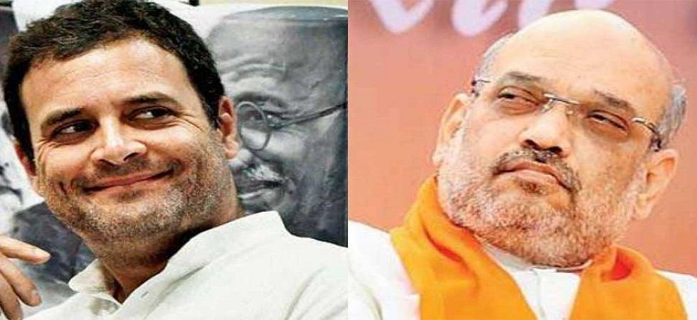 BJP president Amit Shah, Congress chief Rahul Gandhi and several Union ministers are among prominent candidates in the fray.
