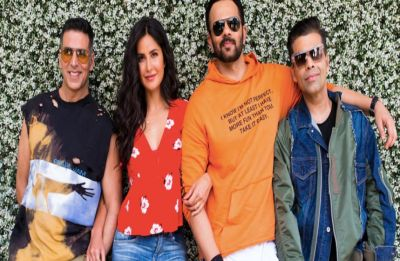 Katrina Kaif joins Rohit Shetty's cop universe, to star opposite Akshay in Sooryavanshi
