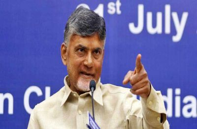 Russians can remotely control, hack EVMs, claims Andhra CM Chandrababu Naidu