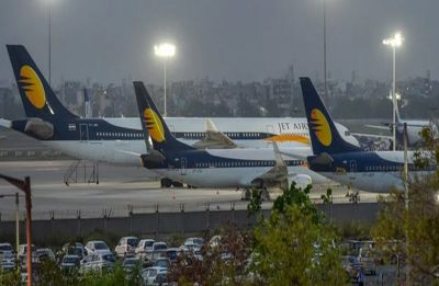 Jet Airways' slot allocation to others only on 'temporary basis': Aviation Ministry