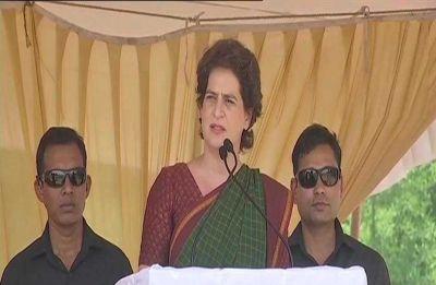 Priyanka Gandhi says she will contest from Varanasi against Modi if party wishes