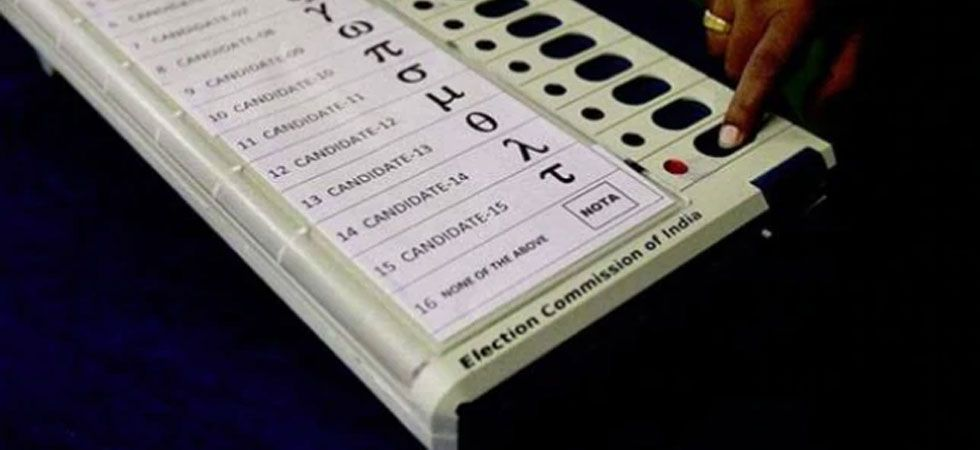 There were complaints of EVMs malfunctioning at some booths in the state. (Representational Image)