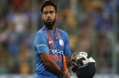 Selection thing was running in my mind, says Rishabh Pant
