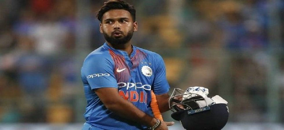 Selection thing was running in my mind, says Rishabh Pant (file photo)
