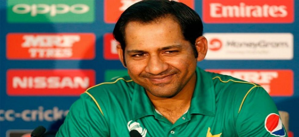 Sarfraz was among five key players rested for the whitewash ODI series defeat by Australia