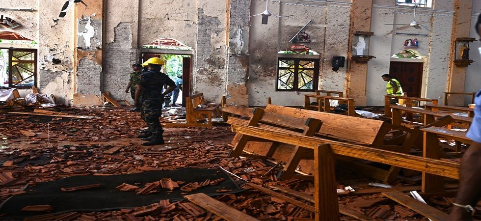 40 people have been arrested in connection with the attacks, which Sri Lanka's government has blamed on a previously little-known local Islamist group, National Thowheeth Jama'ath