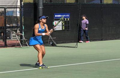Ankita Raina beats former world number one and US Open Champion Samantha Stosur