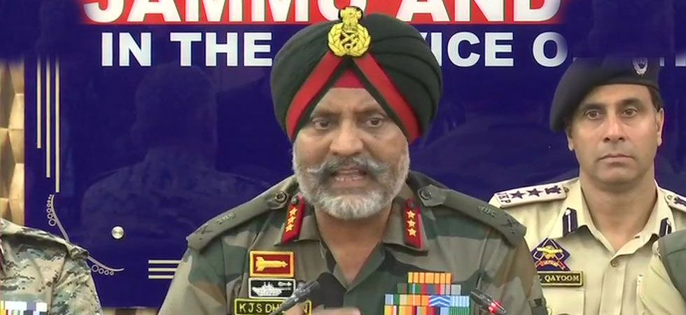 Lieutenant General Dhillon said a total of 69 terrorists have been killed in 2019. (File Photo: ANI)