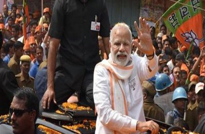 PM Modi to hold roadshow in Varansi tomorrow, nomination on April 26 to turn into BJP's show of strength