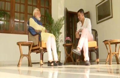 Mamata Didi still gifts me kurtas and Bengali sweets every year, says PM Modi to Akshay Kumar