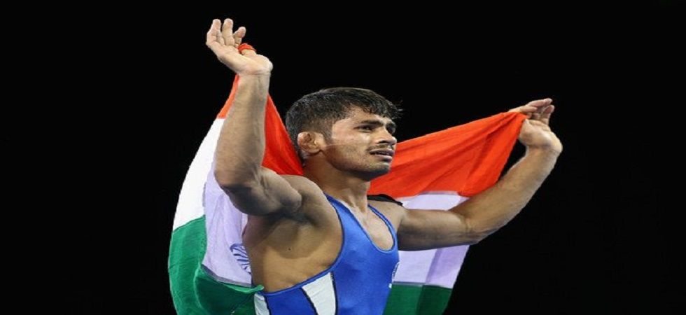 Rahul Aware settled for bronze in the Asian Wrestling Championship as India continued their good show in Xian. (Image credit: Twitter)