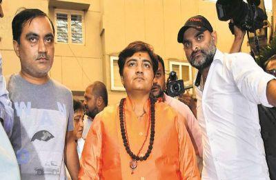NIA court refuses to restrain Sadhvi Pragya Singh Thakur from contesting Lok Sabha elections
