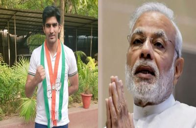 Vijender Singh dismisses 'Modi wave'; says stomachs of unemployed don't get filled with 'jumlas'