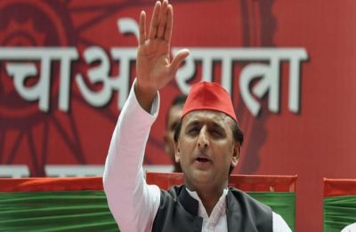 Congress doing politics of 'intimidation' like BJP: Akhilesh Yadav