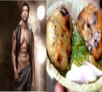 Hrithik Roshan gorges on 'litti chokha' to stay fit in Varanasi as he shoots for Super 30