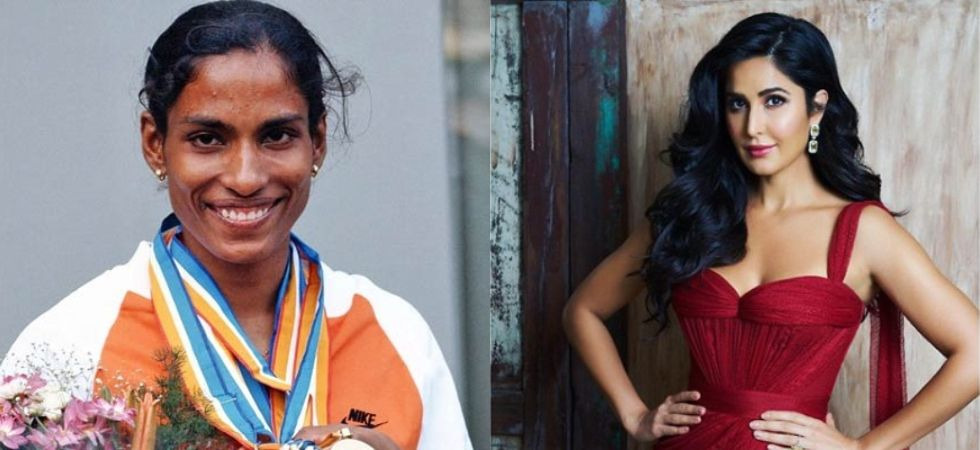 PT Usha and Katrina Kaif./ Image: Instagram