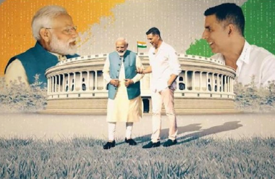 Catch Akshay Kumar's 'non-political' interview with PM Modi at 9 am today
