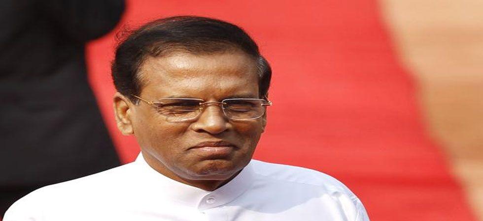 Sri Lankan President Maithripala Sirisena said security officials fail to act despite prior intelligence inputs. (File Photo: PTI)