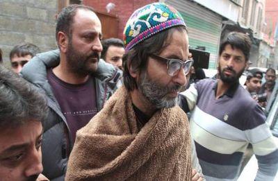 Yasin Malik sent to judicial custody till May 24 in alleged terror funding case