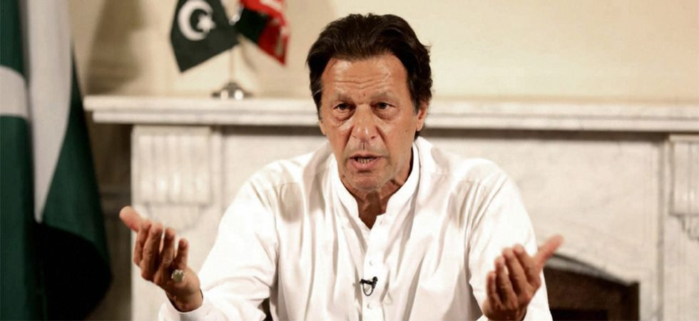 Imran Khan (File Photo)