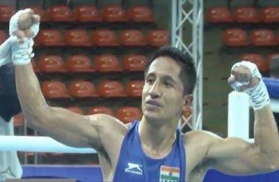 Kavinder Singh Bisht, three Indians enter finals of Asian Boxing Championship
