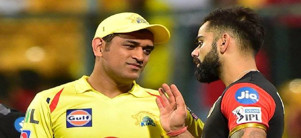 MS Dhoni's Chennai Super Kings are just one win away from sealing a spot in the playoffs in IPL 2019. (Image credit: Twitter)