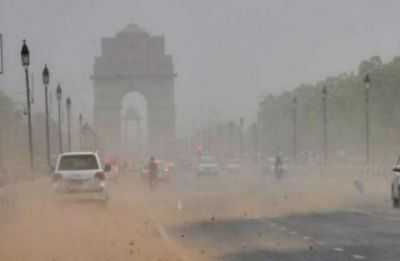 As mercury soars in Delhi, dust storm likely to hit national capital in next 48-hours
