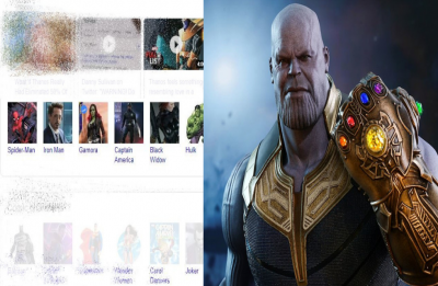 Stop everything! Search Thanos NOW!!! Google turns Avengers: Endgame supervillain, see it to believe it