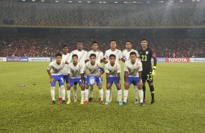 India's junior footballers to play Mexico, USA and Slovenia