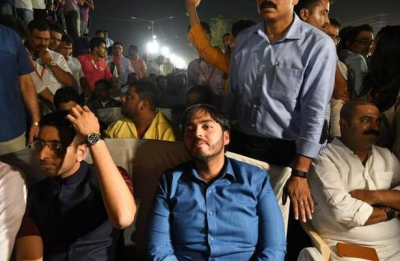 Tale of 2 Ambanis: Dad backs Congress man, son attends PM Modi's BKC rally in Mumbai