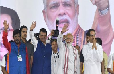 PM Modi in Mumbai: Congress second name of 'confusion', its strategy and politics stuck in past