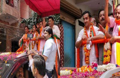 AAP claims Gautam Gambhir has two voter cards, files criminal complaint in Delhi court
