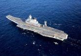 Naval officer Lieutenant Commander DS Chauhan dies in fire onboard INS Vikramaditya in Karnataka