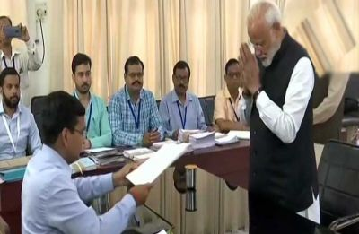 Highlights: PM Modi files poll nomination from Varanasi in presence of top NDA leaders