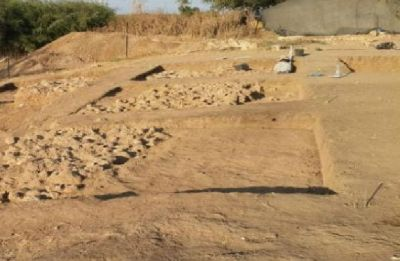 Pakistan archaeologists discover metal workshop from Indo-Greek era