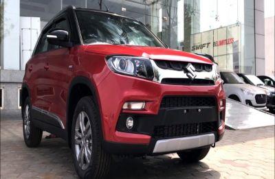 Toyota plant set to manufacture Maruti Suzuki's Vitara Brezza