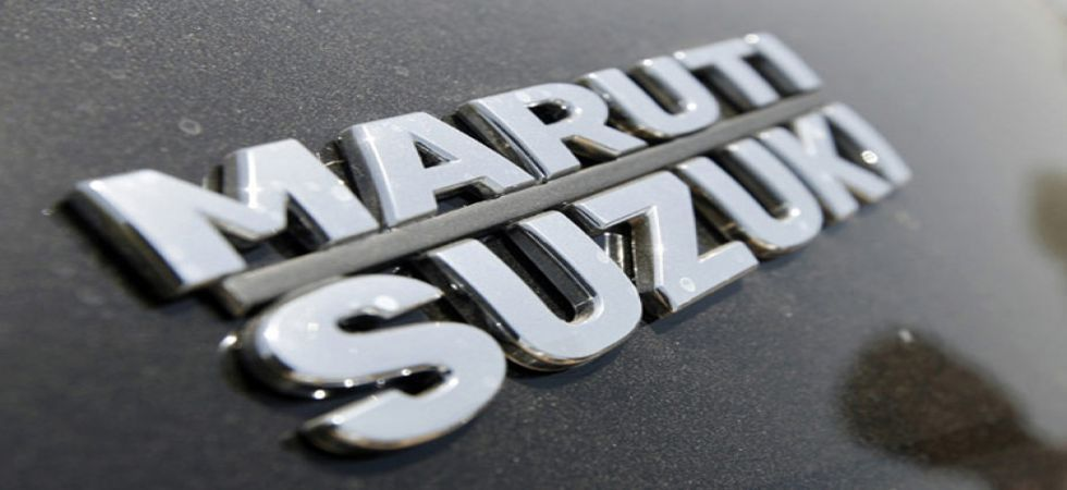 Maruti shares extend weakness, slip one per cent (file photo)