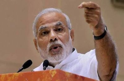 'If Modi does wrong, his house should be raided too': PM slams Oppn's criticism of I-T raids