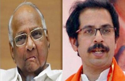 Shiv Sena chief Uddhav Thackeray hits out at Sharad Pawar for only fielding family members
