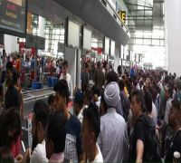 Air India flight operations hit due to global server shutdown, thousands stranded in Mumbai