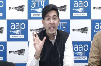 AAP leader Raghav Chadha files writ petition against BJP candidate Ramesh Bidhuri's nomination