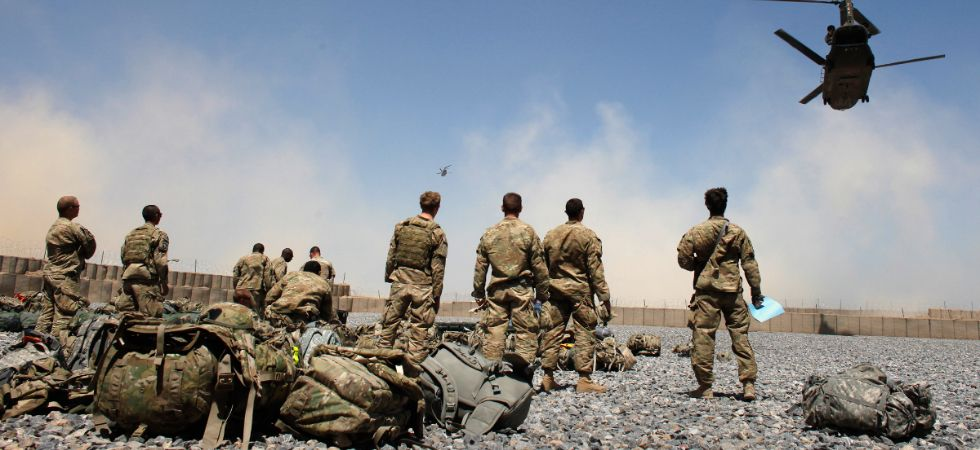 Forces in Afghanistan (Photo Credit: PTI)