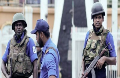Sri Lankan security forces kill 15 suspected ISIS terrorists in house raid in Kalmuna town