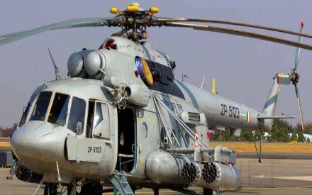 Mi17 chopper downed in 'friendly fire'? IAF trashes report