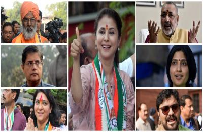 Lok Sabha Polls 2019: From Giriraj Singh to Urmila Matondkar, key contests in Round 4