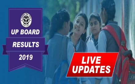 Live: Check HERE UP Board Results 2019 10th High School