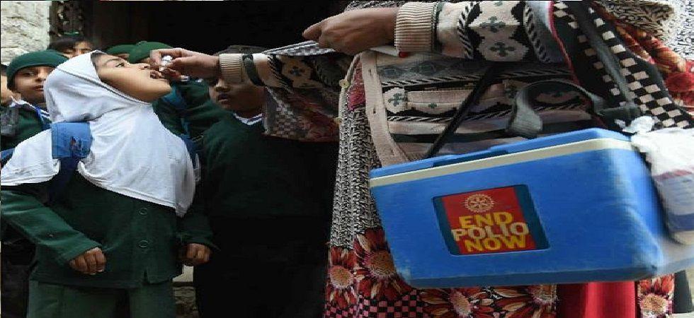 Anti-polio drive (File Photo)