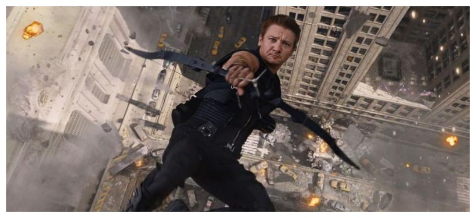 Jeremy Renner answers why he was missing in 'Infinity War' (Photo: Twitter)